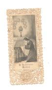 RELIGION - Image Pieuse - La Sainte Hostie, Communion - Dentelle, Canivet - Religion & Esotérisme