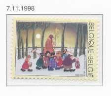 NB- [2790] Belgique 1998, Noël Et Nouvel An, Validité Permanente, Les Rois Mages, SNC - Noël