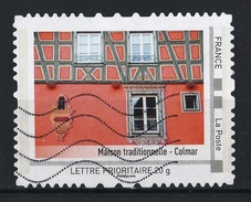 Collector L'Alsace 2012 : Maison Traditionnelle - Colmar - France