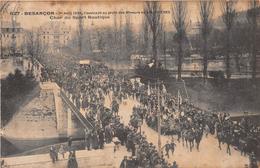 Besançon 627 Cavalcade Mineurs Courrières - Besancon