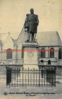 Statue General Baron D'Hooghvorst Burgemeester Van Meise - Meise