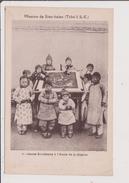 Carte Postale - Mission De Sien Hsien ( Tché Li S E ) Jeunes Brodeuses à L'Ecole De La Mission - Chine