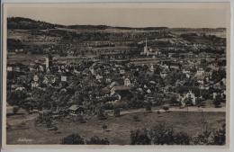 Schlieren - Vue Generale - Photoglob - ZH Zurich