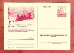 P 415 Wien Erdberg, Abb: Tuernitz, Ungebraucht (35856) - Postwaardestukken