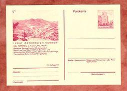 P 415 Wien Erdberg, Abb: Tuernitz, Ungebraucht (35857) - Postwaardestukken