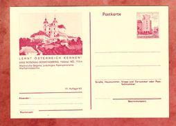 P 415 Wien Erdberg, Abb: Rosenau-Sonntagberg, Ungebraucht (35858) - Postwaardestukken