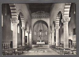 1951 CAMUCIA INTERNO DELLA CHIESA DI CRISTO RE FG V ANNULLO CAMUCIA - Italia