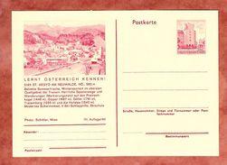 P 415 Wien Erdberg, Abb: St.Aegyd Am Neuwalde, Ungebraucht (35861) - Postwaardestukken
