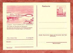 P 415 Wien Erdberg, Abb: Rust, Ungebraucht (35863) - Postwaardestukken