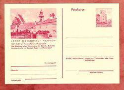 P 415 Wien Erdberg, Abb: Rust, Ungebraucht (35864) - Postwaardestukken