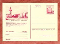 P 415 Wien Erdberg, Abb: Retz, Ungebraucht (35865) - Postwaardestukken
