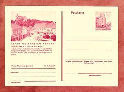 P 415 Wien Erdberg, Abb: Raabs An Der Thaya, Ungebraucht (35866) - Postwaardestukken