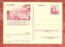 P 415 Wien Erdberg, Abb: Purkersdorf, Ungebraucht (35867) - Postwaardestukken
