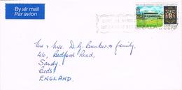 23453. Carta Aerea HAMILTON (Bermuda) 1976. Slogan Isles Of Beauty - Bermudas