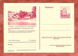 P 415 Wien Erdberg, Abb: Puchenstuben, Ungebraucht (35869) - Postwaardestukken
