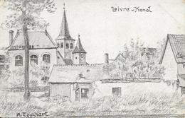 LOIVRE KANAL CARTE ALLEMANDE - France