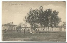 CPA ___ Algérie -  Trumelet ---la Place - Altre Città