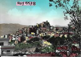 Lazio-roma-olevano Romano Veduta Panorama Parziale Interno Olevano Romano Anni 50/60 - Altre Città