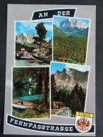 NASSEREITH Imst Tirol - Hotel FERNPASS - Autos VW Käfer U. A. AUTOBUS - Imst
