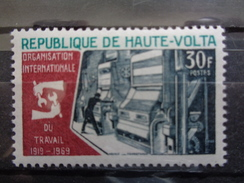 HAUTE VOLTA   Y&T N° 196 ** - Upper Volta (1958-1984)
