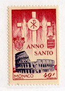 W4326  Monaco 1951  Michel #438*  ( 11.€ )  Offers Welcome - Monaco