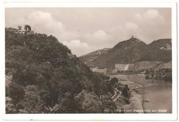 Rolandsbogen Und Drachenfels Am Rhein - 1939 - Fotokarte Verlag E. Wald, Mehlem Am Rhein - Drachenfels