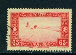 ALGERIA  -  1936 To 1937  Pictorials  65c  Used As Scan - Algeria (1924-1962)