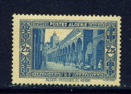 ALGERIA  -  1938 To 1941  Types Of 1936 Pictorials  F2.25  Mounted/Hinged Mint - Unused Stamps