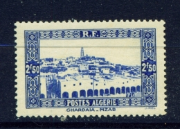 ALGERIA  -  1938 To 1941  Types Of 1936 Pictorials  F2.50  Mounted/Hinged Mint - Neufs