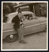 2190 - Altes Foto - Fahrzeug Auto PKW - Opel Rekord - Turismo