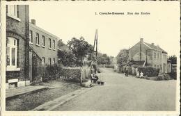 Cerexhe - Heuseux -- Rue Des Ecoles.   (2 Scans) - Soumagne