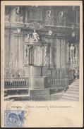 Italy Bologna 1901 / Teatro Anatomico Dell' Archiginnasio - Bologna