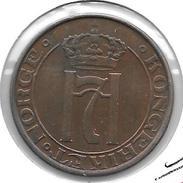 *norway 5 Ore 1951  Km 368   Vf+ - Norvège