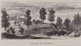 1871  --  MOSELLE 57 LORRAINE  --  L EPERON DE SPICHEREN   3C.432 - Old Paper