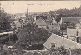 CPA 27 - TILLIERES-SUR-AVRE - Vue Générale - Tillières-sur-Avre