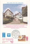 Nederland – Maximumkaart Trompet 174/175  – Toerisme – NVPH 1322-1323/174-175 - Vakantie & Toerisme