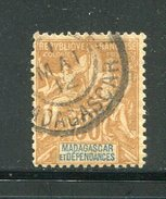MADAGASCAR- Y&T N°36- Oblitéré - Gebraucht