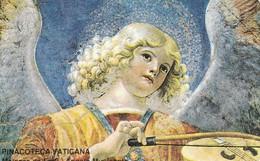SCHEDA TELEFONICA NUOVA SCV15 MELOZZO DA FORLI' ANGELO MUSICANTE - Vaticano