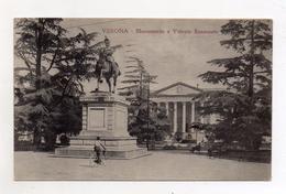 Verona - Monumento A Vittorio Emanuele - Viaggiata Nel 1923 - (FDC3761) - Verona