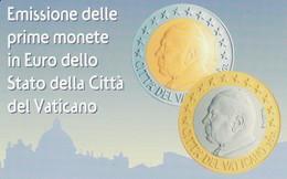 SCHEDA TELEFONICA NUOVA SCV92 EMISSIONE MONETE EURO