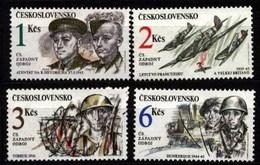 Checoslovaquia 2915/2918 ** MNH. 1992 - Tchécoslovaquie