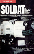 SOLDAT EQUIPPING WAFFEN SS PANZER DIVISION 1942 1945 GUIDE COLLECTION UNIFORME INSIGNE CASQUETTE BOUCLE - 1939-45