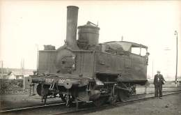 090317 -  PHOTO VILAIN - 93 NOISY LE SEC 030-652 - Chemin De Fer Train Locomotive - Noisy Le Sec