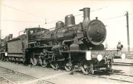 090317 -  PHOTO VILAIN - 16 ? - ST PIERRE  230-673 - Chemin De Fer Train Locomotive - France