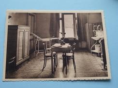 Mutualités Socialistes Du BORINAGE Polyclinique Camille MOURY à ....... ( Thill ) Anno 19?? ( Zie Foto Voor Details ) !! - Frameries