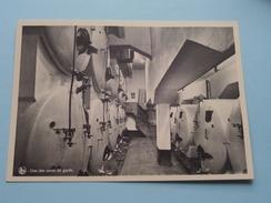 Brasserie Des Alliès, S. C. Tél 144.01 (Une Des Caves Des Garde) Anno 19?? ( Zie Foto Voor Details ) !! - Charleroi