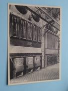 Brasserie Des Alliès, S. C. Tél 144.01 (Générateurs à Vapeur) Anno 19?? ( Zie Foto Voor Details ) !! - Charleroi