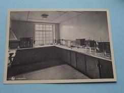 Brasserie Des Alliès, S. C. Tél 144.01 (Laboratoire) Anno 19?? ( Zie Foto Voor Details ) !! - Charleroi