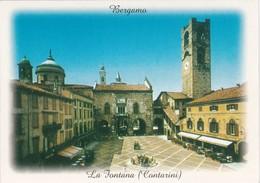 Calendario Tascabile Anno 2005 - Bergamo La Fontana Contarini. - Calendari