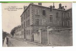CPA-69-LYON-LE POINT-du-JOUR-LES ANGLAIS- - Lyon